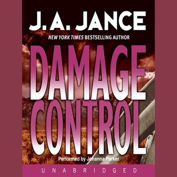 Damage Control audiobook by J. A. Jance