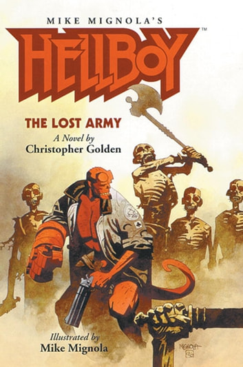 Hellboy: The Lost Army ebook by Christopher Golden