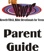G-TRAX Devo's: Parent Guide ebook by Fast, Ron