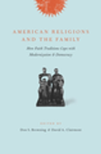 American Religions and the Family - How Faith Traditions Cope with Modernization and Democracy ebook by