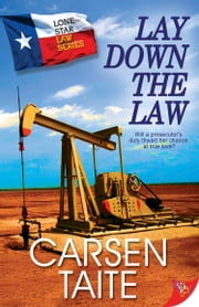 Lay Down the Law ebook by Carsen Taite