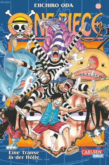 One Piece 55 ebook by Eiichiro Oda