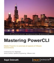 Mastering PowerCLI ebook by Sajal Debnath