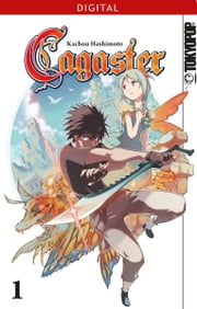 Cagaster 01 ebook by Kachou Hashimoto