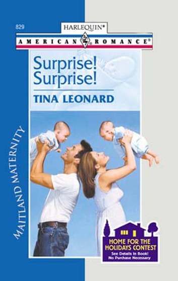 Surprise! Surprise! (Mills & Boon American Romance) ebook by Tina Leonard