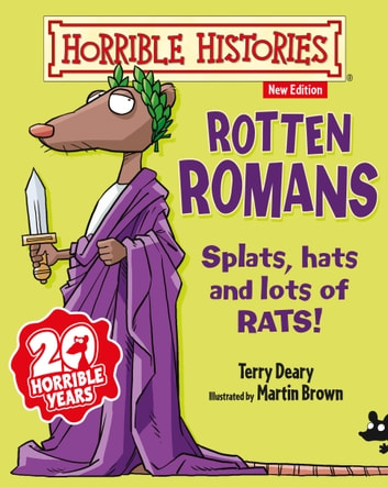 Horrible Histories: Rotten Romans eBook by Terry Deary