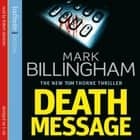 Death Message audiobook by Mark Billingham