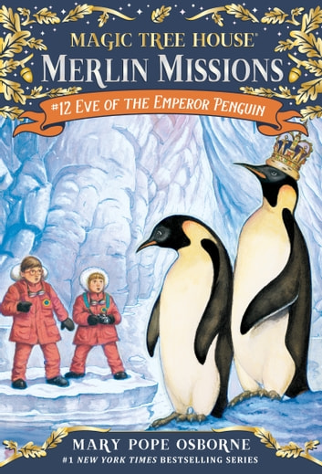 Eve of the Emperor Penguin ebook by Mary Pope Osborne