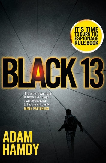 Black 13 ebook by Adam Hamdy