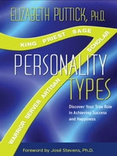7 Personality Types ebook by Elizabeth Puttick
