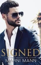 Signed ebook by
