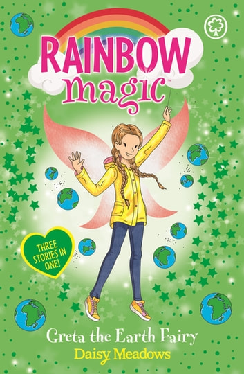 Greta the Earth Fairy - Special ebook by Daisy Meadows