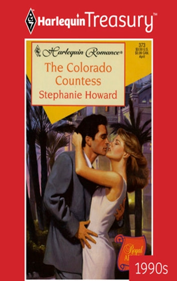 The Colorado Countess ebook by Stephanie Howard