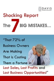 The 7 BIG Mistakes in Business ebook by Paul Davis