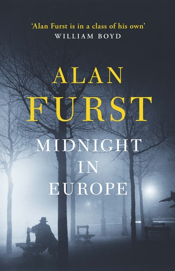 Midnight in Europe ebook by Alan Furst