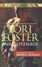 Mr. November & Riding the Storm - A 2-in-1 Collection 電子書 by Lori Foster, Brenda Jackson