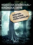 Mästerskojaren från Karelen ebook by