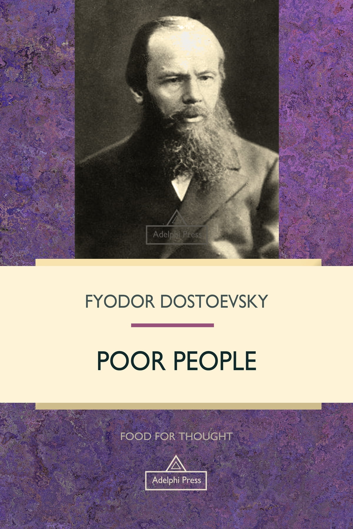 Poor people of Dostoevsky. Summary of the novel