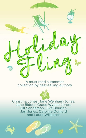 Holiday Fling ebook by Christina Jones