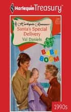 Santa's Special Delivery ebook by Val Daniels
