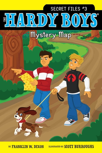Mystery Map ebook by Franklin W. Dixon