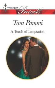 A Touch of Temptation ebook by Tara Pammi