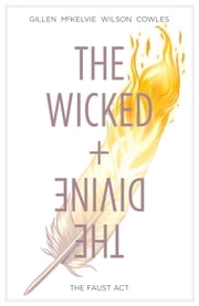 The Wicked + The Divine Vol. 1 ebook by Kieron Gillen,Jamie McKelvie
