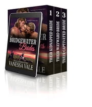 Their Bridgewater Brides - (MFM Historical Cowboy Ménage Romance): Books 1-3 ebook by Vanessa Vale