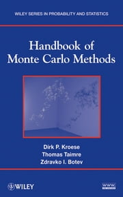Handbook of Monte Carlo Methods ebook by Dirk P. Kroese,Thomas Taimre,Zdravko I. Botev