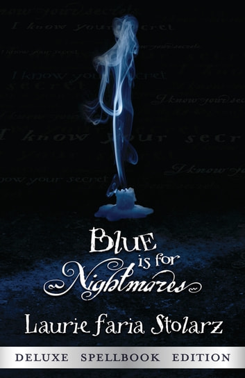 Blue is for Nightmares ebook by Laurie Faria Stolarz