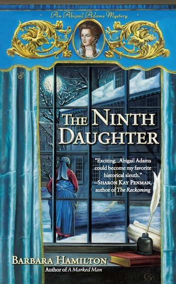 The Ninth Daughter ebook by Barbara Hamilton