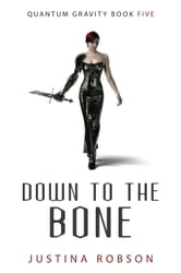 Down to the Bone ebook by Justina Robson