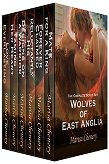 Wolves of East Anglia Boxed Set ebook by Marisa Chenery
