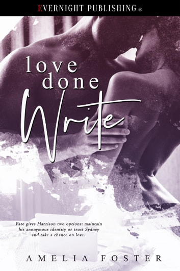Love Done Write ebook by Amelia Foster