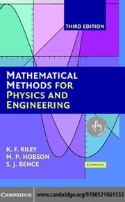 Mathematical Methods Physic Eng 3ed ebook by Riley, K. F.