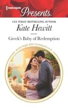 Greek's Baby of Redemption ekitaplar by Kate Hewitt