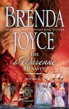 Brenda Joyce The De Warenne Dynasty Series Books 4-7 ebook by Brenda Joyce
