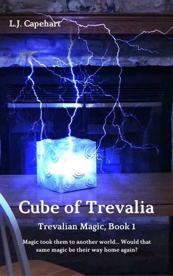 Cube of Trevalia (Trevalian Magic, Book 1) eBook by L J