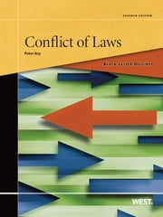 Black Letter Outline on Conflict of Laws, 7th ebook by Peter Hay