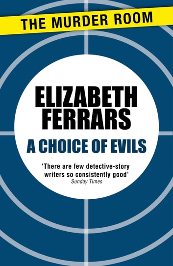 A Choice of Evils ebook by Elizabeth Ferrars