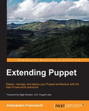 Extending Puppet ebook by Alessandro Franceschi