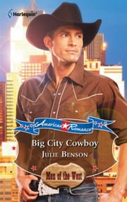 Big City Cowboy ebook by Julie Benson