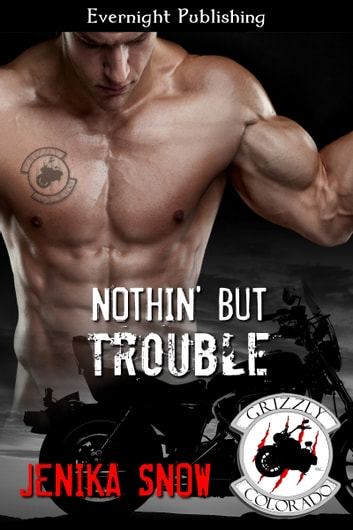 Nothin' But Trouble ebook by Jenika Snow