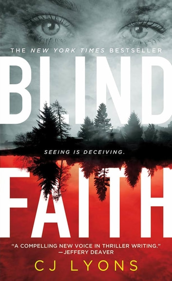 Blind Faith - A Caitlyn Tierney FBI Thriller ebook by C. J. Lyons