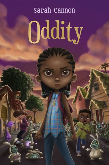 Oddity ebook by Sarah Cannon