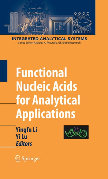 Functional Nucleic Acids for Analytical Applications ebook by