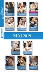 11 romans Azur + 1 gratuit (n°4081 à 4091 - Mai 2019) ebook by Collectif