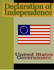 Declaration of Independence ebook by Government, U.S.
