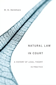 Natural Law in Court ebook by R. H. Helmholz