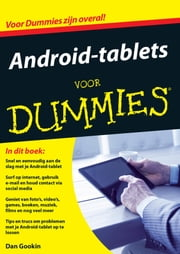 Android-tablets voor Dummies ebook by Dan Gookin, Hans ter Toolen, Hessel Leistra